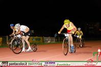 Finále MS 2010 sprint, bitva na atletickém oválu